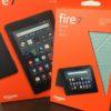 Kindle読書やYouTubeも!AmazonタブレットFire7購入は得か損か【レビュー】