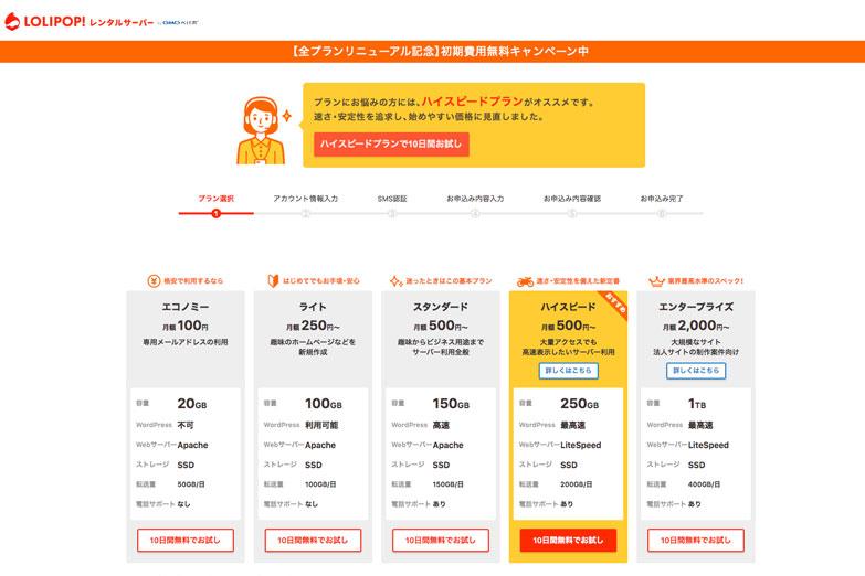 【サイト・ブログ】サーバーとドメインの登録の仕方【ロリポップ編】02@skillagex.com